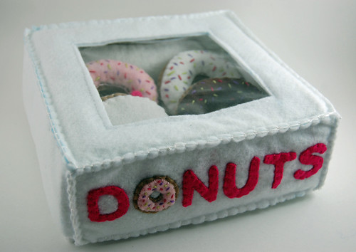 Donut Box 01