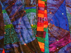 spiral in blues (Adriene Cruz) Tags: spiral blues adrienecruz
