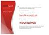 SA-Palembang-2010-01-Januari-Nurul Karimah (RumahAqiqah) Tags: certificate 2010 palembang aqiqah zabiha januari2010 rumahaqiqah certificateofaqiqah certificateofzabiha sertifikataqiqah