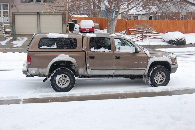 2001 truck dodge dakota