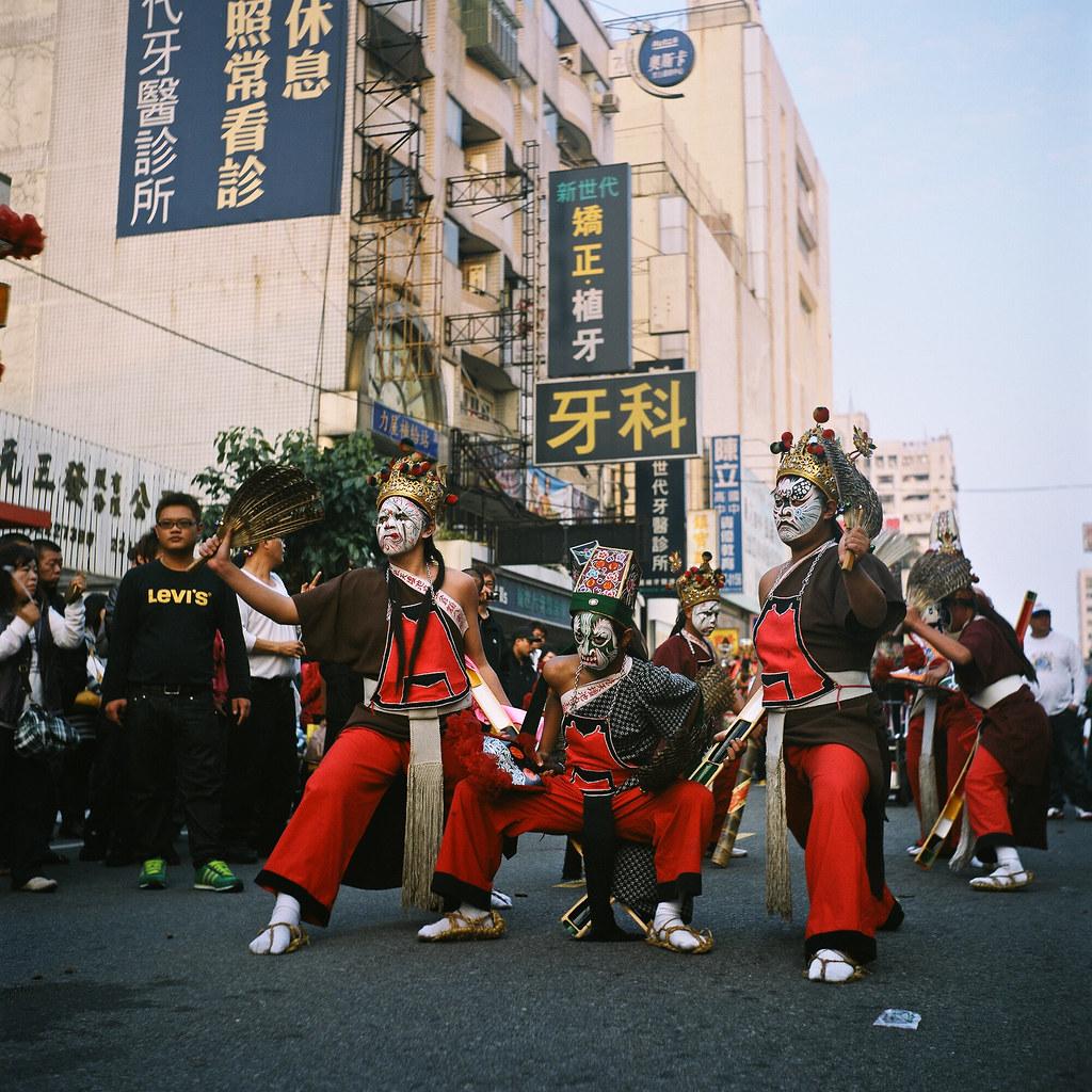 八家將 Ba-Jia-Jiang.