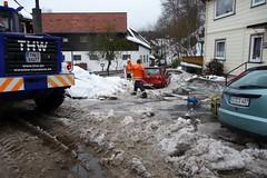 P1000604 (Kneistler) Tags: schnee winter harz 2010 oker hochwasser altenau schneeschmelze oberharz berlauf kneistler