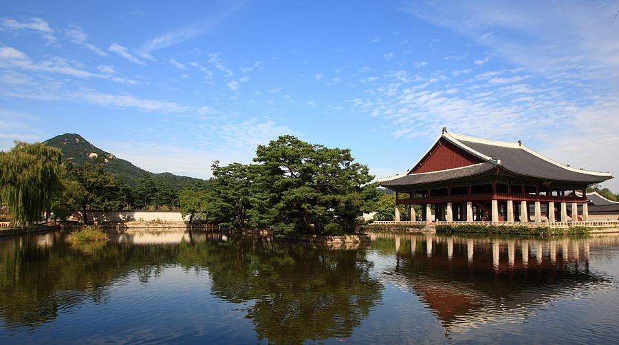 Kyeonghweru Pavilion