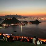 Parque da Cidade - Niterói - Morro da Viração - Rio de Janeiro - Pão de Açúcar - Brasil - Rio de Janeiro - Corcovado - Brazil