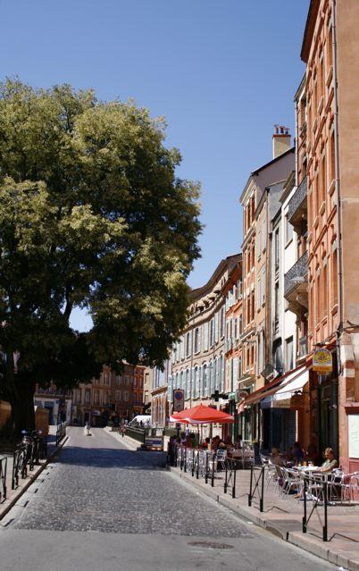 Place S. Etienne, Toulouse