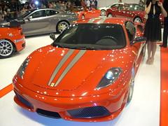 Ferrari (Paulo Guereta) Tags: car ferrari carro macchina salaodoautomovel superesportivo ferrarivermelha