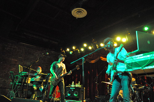 Brothers Past @ Brooklyn Bowl, 2/25/10