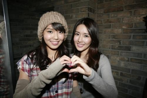 SooYoung and sister
