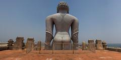 Sravanabelgola 5 (India.Stretched) Tags: india karnataka monolith jain pilgrimage bahubali sravanabelgola vidhyagiri