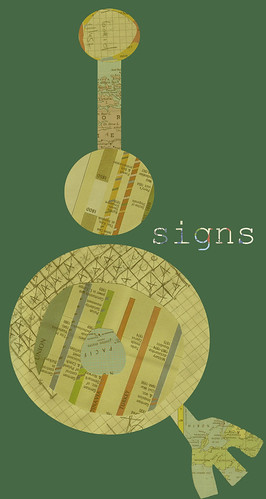 Signs by you.