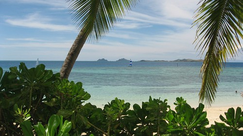 Green View - Castaway Island Resort - Fiji