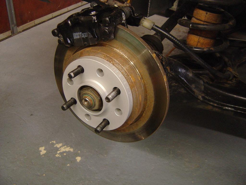 Wheel Spacers