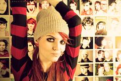 wall (basistka) Tags: woman girl photos poland basistka