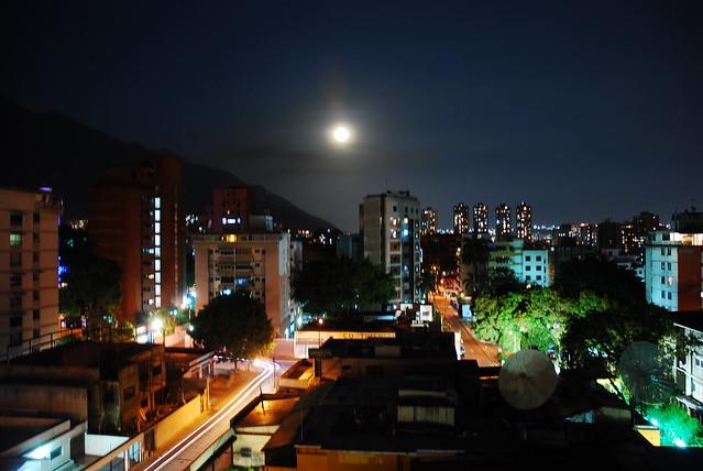 Caracas, vista al Este