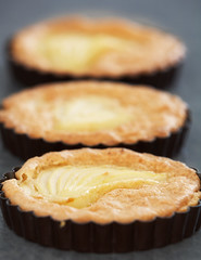 Brown Butter Pear Tart 11of11