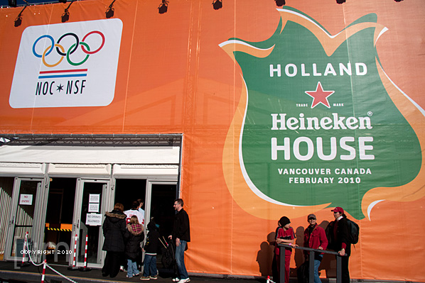 Holland Heineken House