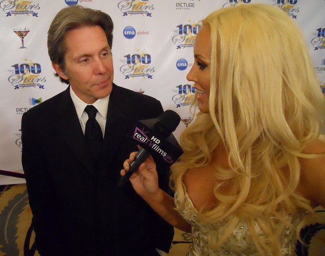 Gary Cole, Kaki West, Night of 100 Stars 2010