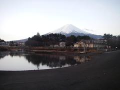 マウント富士はきれいだな