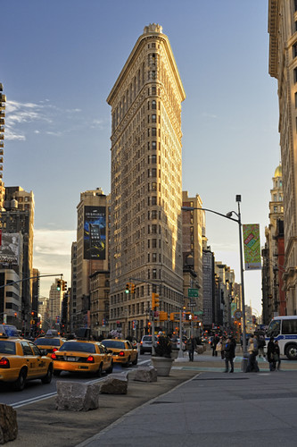 Flatiron Building by dianasch