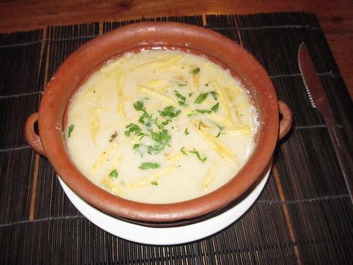 Mani Soup