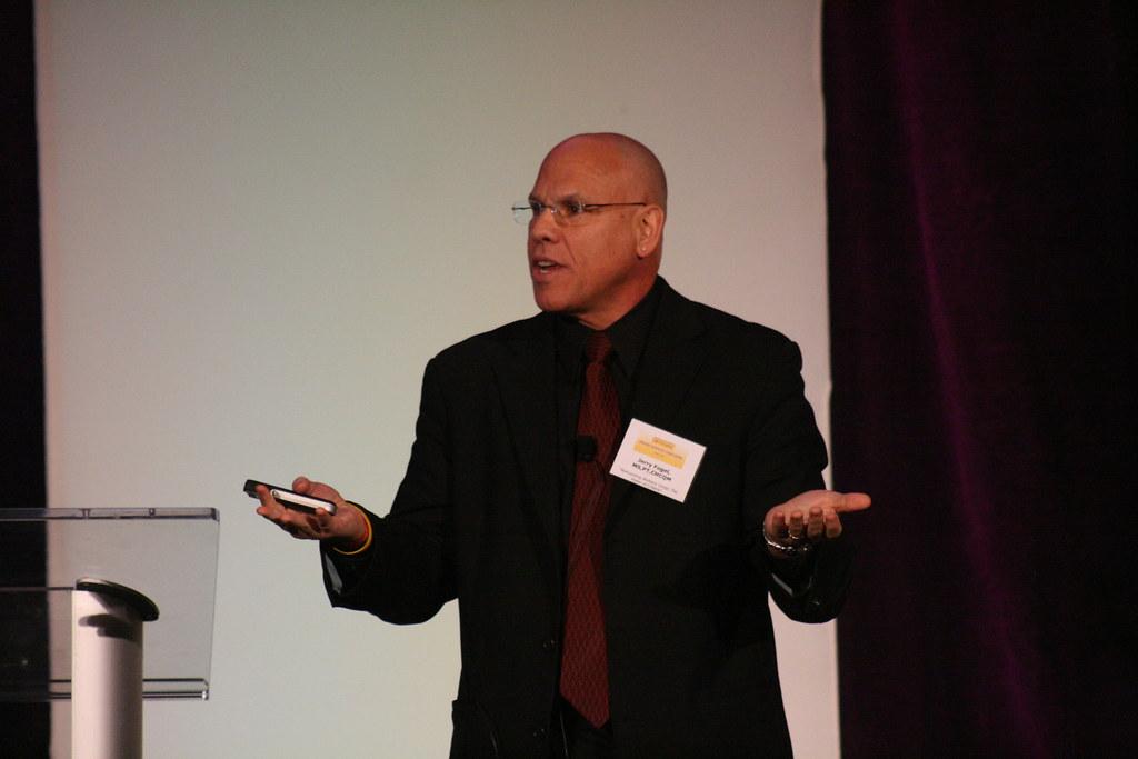Jerry Fogel Keynote - Friday
