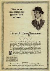 Fits U 1912 AD (pince_nez2008) Tags: glasses eyeglasses eyewear noseglasses pincenez noseclip rimlessglasses vintageeyewear rimlesseyeglasses noseclipglasses