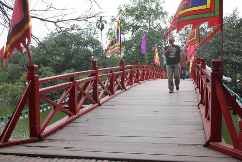 Cầu Thê Húc