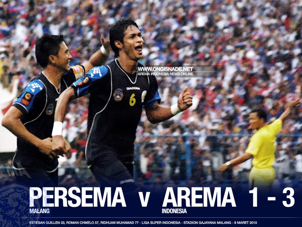 Derby Malang Arema vs Persema – DOWNLOAD 1024×768 – 1280×800