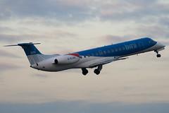 G-RJXE - 145245 - BMI Regional - Embraer EMB-145EP- Luton - 091215 - Steven Gray - IMG_5335