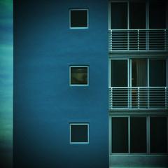 Shower & Voyeur (Christine Lebrasseur) Tags: anonymous people shower building architecture balcony window curtain hotel canon france art 500x500 allrightsreservedchristinelebrasseur fortlauderdale florida unitedstates us hero winner ltytrx5 bestofr artlibre bofwinner man male street 6x6 blue travel landscapeseascapeskyscapeorcityscape