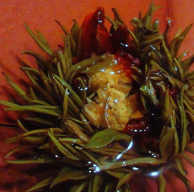 jasmine blossom tea