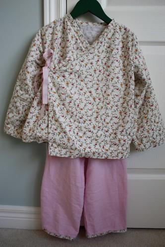 bedtime story pajamas