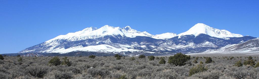 Blanca Peak group