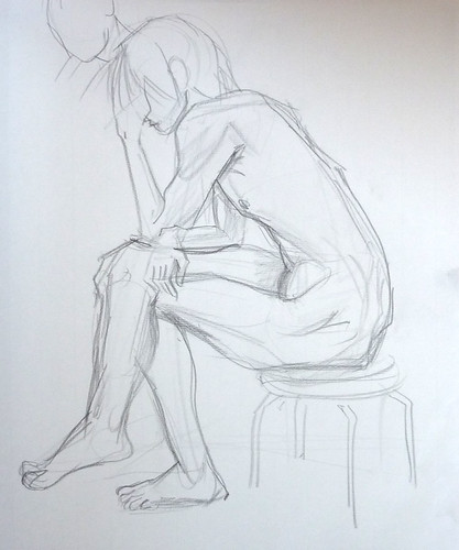 lifedrawing 2010/3/21 e