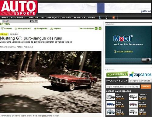 Mustang GT (03/2010)