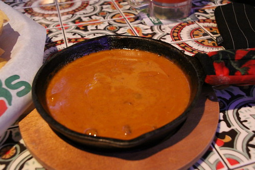 Skillet Queso + Bottomless Tostada Chip (S$9.90)