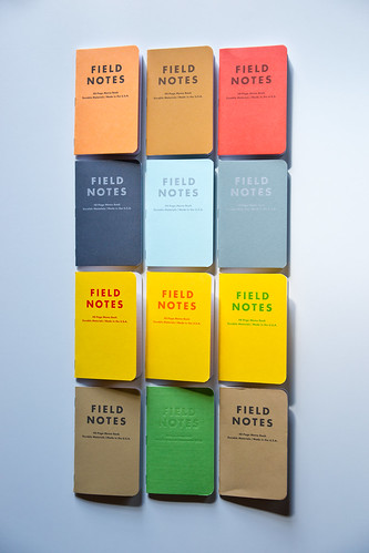 Field Noted Collection