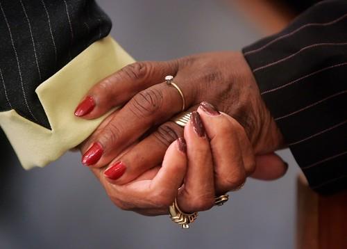 Mothers' Hands