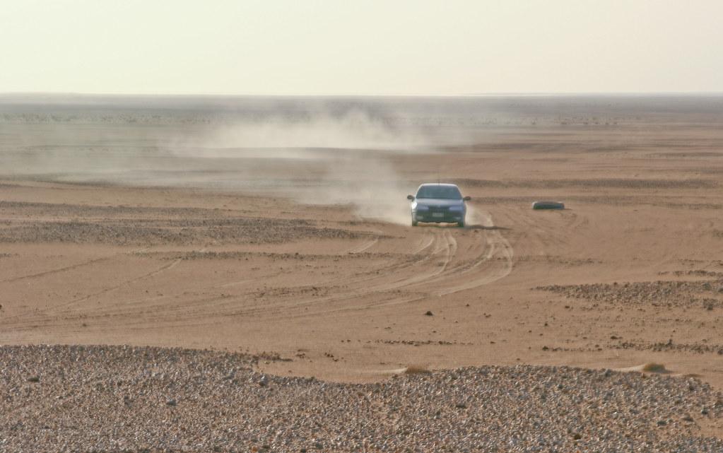 Desert Blast
