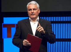 TED University 2010 - Bruno Giussani ©Suzie Katz #7871-R