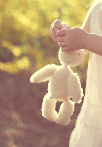 """""""Spring came, and they had long days in the garden, for wherever the Boy went the rabbit went too.""""    -The Velveteen Rabbit"""