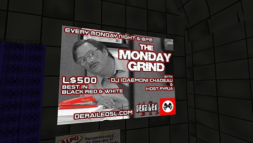 Monday Grind at DeRailed