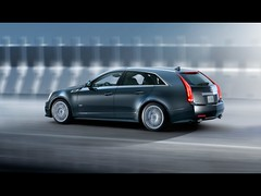 2011 Cadillac CTS-V Sport Wagon pictures