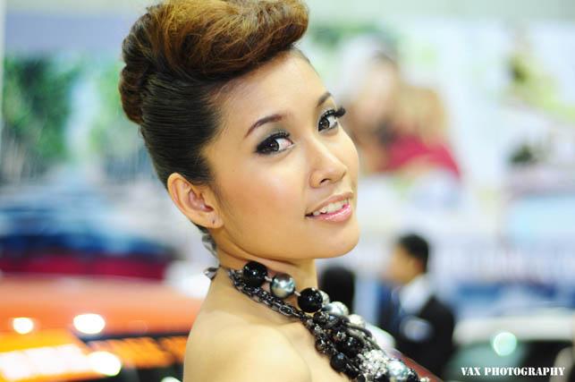 Bangkok Motor show girls 19