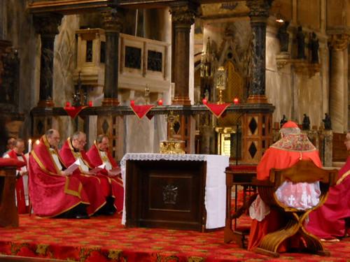 Venerazione delle Reliquie della Passione