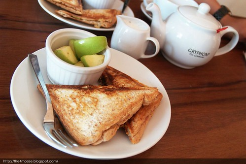 Kith Cafe : Toasties