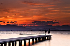 Platja del Trabucador, Deltebre (Sergi Monsegur) Tags: bridge sunset sea espaa naturaleza sun sol nature canon landscape puente atardecer eos mar spain mediterraneo plc natura paisaje catalonia pont catalunya arcadefire ebro tarragona mediterraneansea cpl paisatge petergabriel deltebre polarizador capvespre deltadelebro santcarlesdelarpita polaritzador mybodyisacage canoneos5dmarkii hitechfilter platjadeltrabucador reversendgrad canon24105mmlf4isusm bajoebro