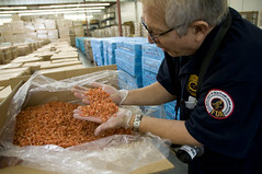 Seafood: FDA_Inspector_LA_2528 (The U.S. Food and Drug Administration) Tags: fish sushi shrimp shellfish seafood tuna clams sardines sanitation fishery histamine botulism foodsafety inspections internationalwaters clostridiumbotulinum foodimports scombrotoxinpoisoining