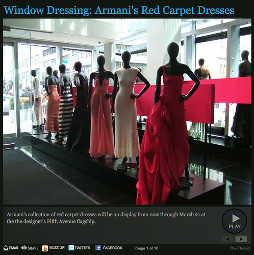 Giorgio Armani: Red Carpet Retrospective