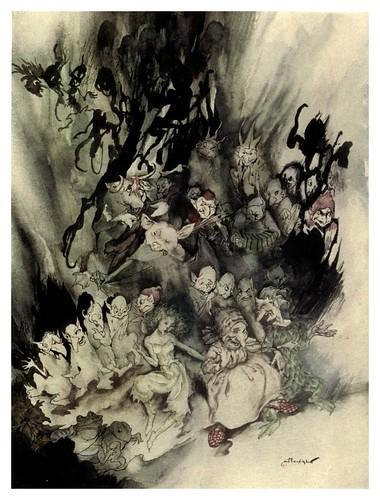 018-Peer Gynt  a dramatic poem - Arthur Rackham